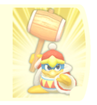 KRtDL King Dedede artwork menu
