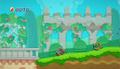 Kirby's Epic Yarn Captura 1