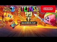 Tetris® 99 - 19th MAXIMUS CUP Gameplay Trailer - Nintendo Switch