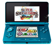 SSBB 3D 3DS