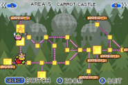 Carrot Castle Map
