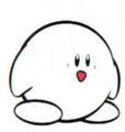 Kirby Standing