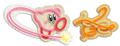 Kirby deshaciendo enemigo (KEY)