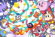 Christmas Kirby