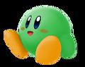 SSBU Green Kirby artwork