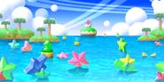 Float Islands Background 1