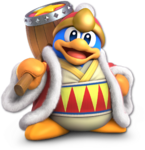 SSBU Dedede Artwork