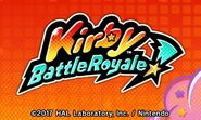 KBR Title screen