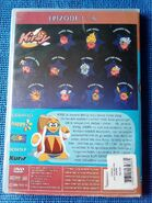 Kirby DVD Serbian Back 1