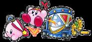 Kirby Printer Find Kirby!!