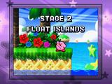 Float Islands