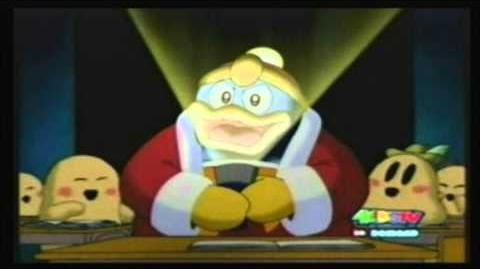 Kirby Right Back at Ya HD Episode 83 Teacher's Threat