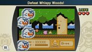 NES Remix 2 Whispy Woods