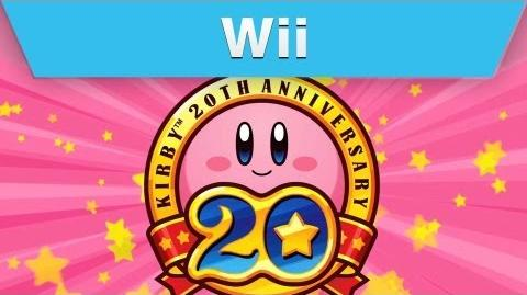 Wii - Kirby's Dream Collection Teaser Trailer