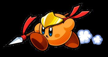 Kirby Naranja
