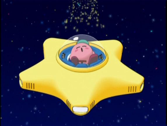 Starship (Kirby: Right Back at Ya!)