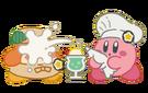 Kirby Café Cream
