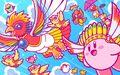 Kirby 25th Anniversary artwork 10