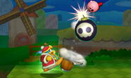 SSB3DS Dedede Burst 2