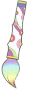 KCC Power Paintbrush