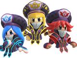 Las Tres Hermanas Magas