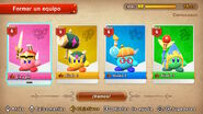 Roles Super Kirby Clash