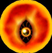 King D-Mind Eyeball Model 3d