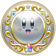 KRtDL Medal Platinum