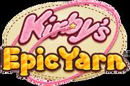 Kirby's Epic Yarn Logo