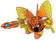 Morpho Knight Find Kirby!!