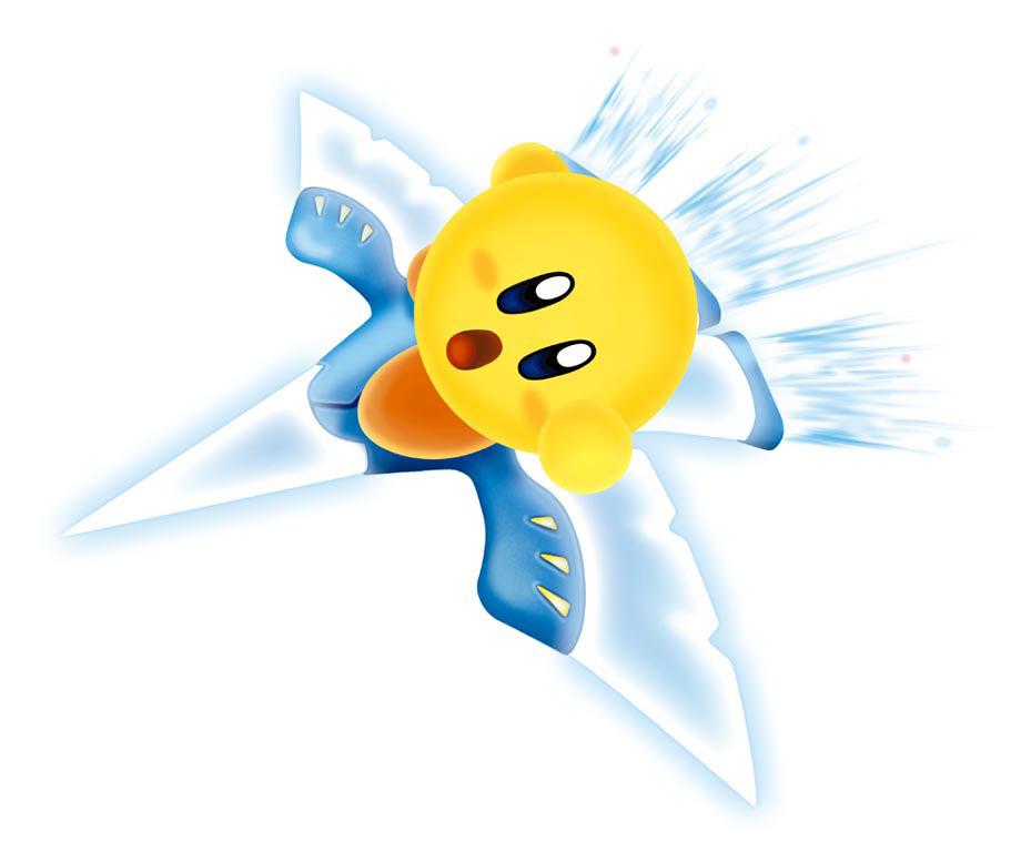 Kirby Amarillo