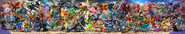 Smash Ultimate Character Art