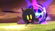 Weird Mewtwo Kirby