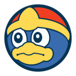 KCC King Dedede artwork 4