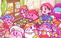 Kirby Twitter Valentines Day 2