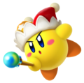 KFD Yellow Kirby artwork