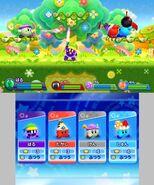 Kirby - Kirby Fighters Z Playable Shadow Kirby