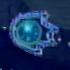 隕石 (青)