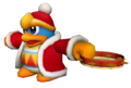 KTD King Dedede model