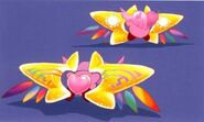 Star Allies Sparkler Concept Art
