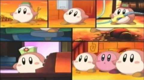 Kirby Right Back at Ya HD Episode 72 Waddle While You Work