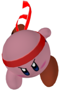 Kirby fighter trophy 3757