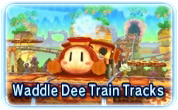 Icon1 Waddle Dee Train Tracks