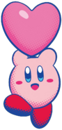 Kirby-Corazón-de-Amistad-Revista-Kirby-Dream-KSA