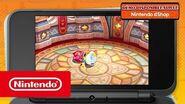 Kirby Battle Royale – Bande-annonce de la démo (Nintendo 3DS)