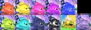 SSBUl Meta Knight forms