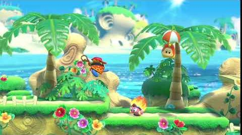 Kirby Star Allies Wester Showcase