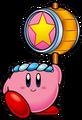 KNiDL Hammer Kirby artwork