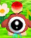 Waddle Doo con un Chichón K64 Sprite
