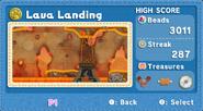 KEY Lava Landing